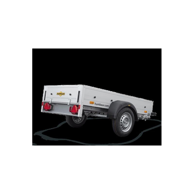 Humbaur Einachsanhänger H 752010