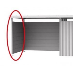 Seitenwand für Seitendach für Highline