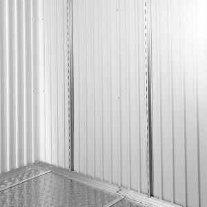 Regalsteher (2 Stk.) für Gerätehaus Europa